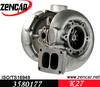H1E Turbo charger for Mercedes Benz Truck 19.35 / 19.38 with OM422LA - OM442LA Engine 3580177