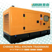 Yanan Diesel Natural Gas Generator 80kw
