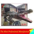 Personalizado de alta lifelike Animatronic crocodilo