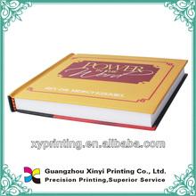 menu cover menu book