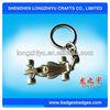 Top quality metal keychain murah