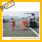 rubber asphalt pouring glue heating