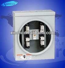 SUN-100S/125 series electric meter socket box