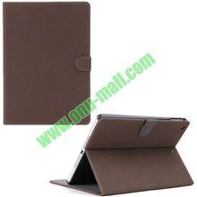2014 Retro Style Leather Case Cover for iPad Mini Retina