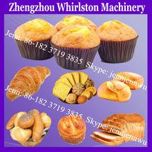 gas type bread baking machine/french baguette/toast/pita making equipment