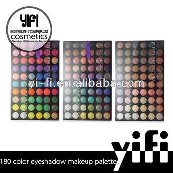 180 color eyeshadow palette with 3 layers eyebrow powder eye brow eyeshadow makeup beauty cosmetic