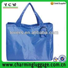 OEM polyester foldable shopping bag