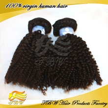 Grade 5a virgin brazilian jerry curl hair weaves, brazilian jerry curl weave,brazilian jerry curl human hair
