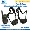 Rechargeable Dog Training 100 Level Shock Collar