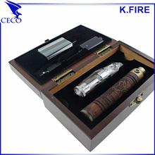 Nueva llegada! Kamry K fuego cigarrillo eléctrico | K fuego de leña e cig | K fuego venta al por mayor en la acción