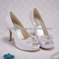 12 Colors Women Diamond Platform Shoes High Heel Small Size