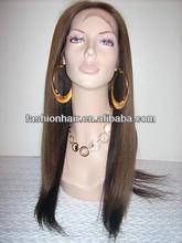 TT-0007 Fashion Wholesale Human Hair full lace Wig