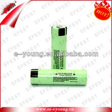 ncr18650 pf 2900mah high drain 3.7v battery with flat top