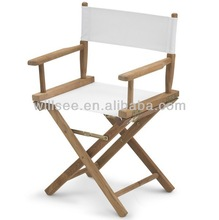 HE-1001,solid wood folding director chair