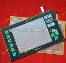 staubli 4 wires touch screen jacquard machine JC5