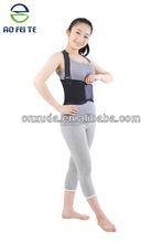 Mesh Industrial back support belt with Suspenders--FDA,CE certificate