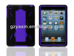 hot selling kickstand case for ipad mini cover,case for ipad mini with stand design