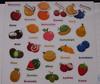 Customized Promotional kiss-cuts paper Fridge Rubber Magnet