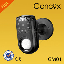 Top selling item! China Shenzhen wireless alarm system GM01 remote monitor hidden camera digital clock and remote
