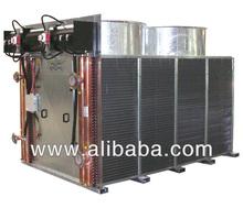Remote Containerised Radiator Diesel generator 800kW/3MW
