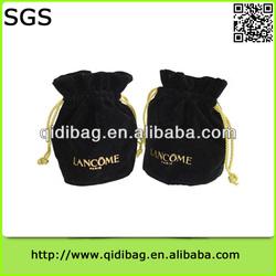 Best sell new novelty shaped velvet shopping bag