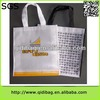 Promotional low price handing eco foldable shopping bag