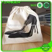 Cheap branded cloth sunglass bag