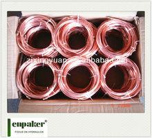 flexible high temperature copper pancake coil brake