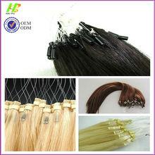 hot fashion micro beads hair extension,nano ring hair extension