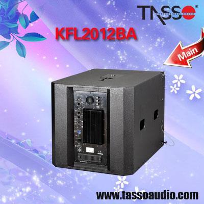 Nexo 21 inch Pa Line Array System Professional Loudspeaker