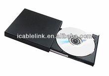 High qulity USB 2.0 Slim External DVD driver, usb dvd drives, CD-RW Combo Drive Writer