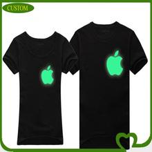 custom the comfortable shirt family couple apple t shirts manufacturer