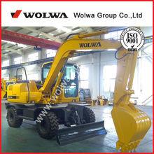 china manufacturer small crawler excavatorDLS100-9A