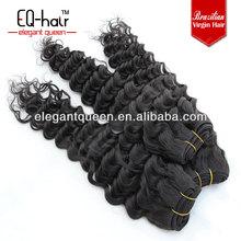 unprocessed Human vigin Brazilian hair weaving,curly weave 100% cheap brazilian hair weaving