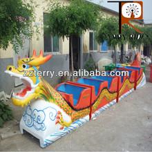 Hot Mini rollar coaster sliding dragon amusement rides fr family games