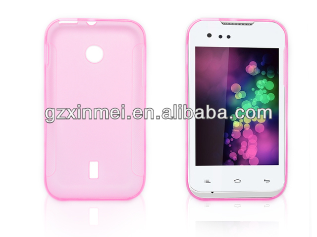 For Gionee gn107 new product glossy Soft TPU Case cover,colorful skin pouch for Gio