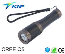 Waterproof CREE Q5 3W LED Diving Flashlight