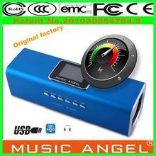 Original Music Angel JH-MAUK5B birthday greetings cd player with wireless speakers portable mp3