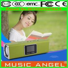 Original Music Angel JH-MAUK5B play station 4 high sound loud speaker mobile phone memory card