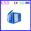 KXD best li-ion battery pack 12v with 26Ah rechargeable