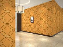 3D wallpaper 100% nature bamboo