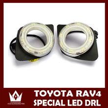 Gorgeous Material + Competitive Price = CAR-Specific Toyota RAV4 2011 LED DRL,LED Daytime Running Light