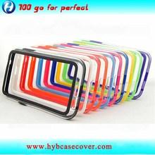 2014 colorful Aluminum Bumper Case for samsung i8552