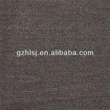 best-sel!!!!!!!!!!!!!er solid deep grey color top quality carpet tile in China