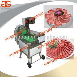 Pig Ear Slicing Machine|Hot sale cooked beef cutting machine|High efficiency fresh meat slicer machine
