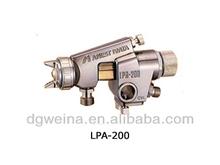 Iwata low pressure robotic spray gun LPA-200 for large workpieces