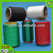 Plastic bobbins for yarns