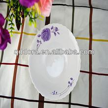 ceramic chinese bowl set, decorate white ceramic bowls, antique white ceramic bowl