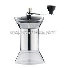 2014 New year sale! YAMI manual burr coffee grinder