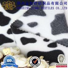 100% polyester pattern toys fleece fabric